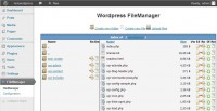 wp-filemanager